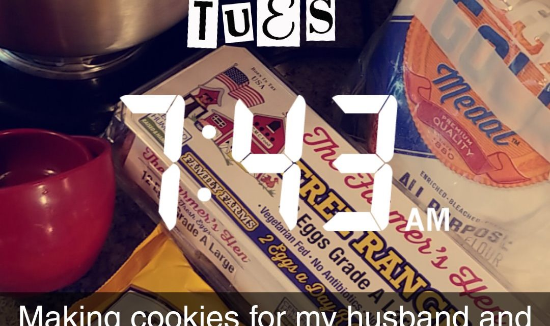 Hotwife Date Night: milf & cookies edition